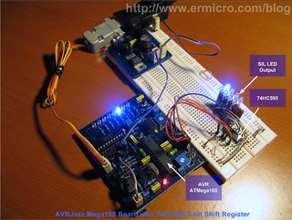Using Serial Peripheral Interface (SPI) Master and Slave with Atmel AVR Microcontroller (1) | by ermicroinfo