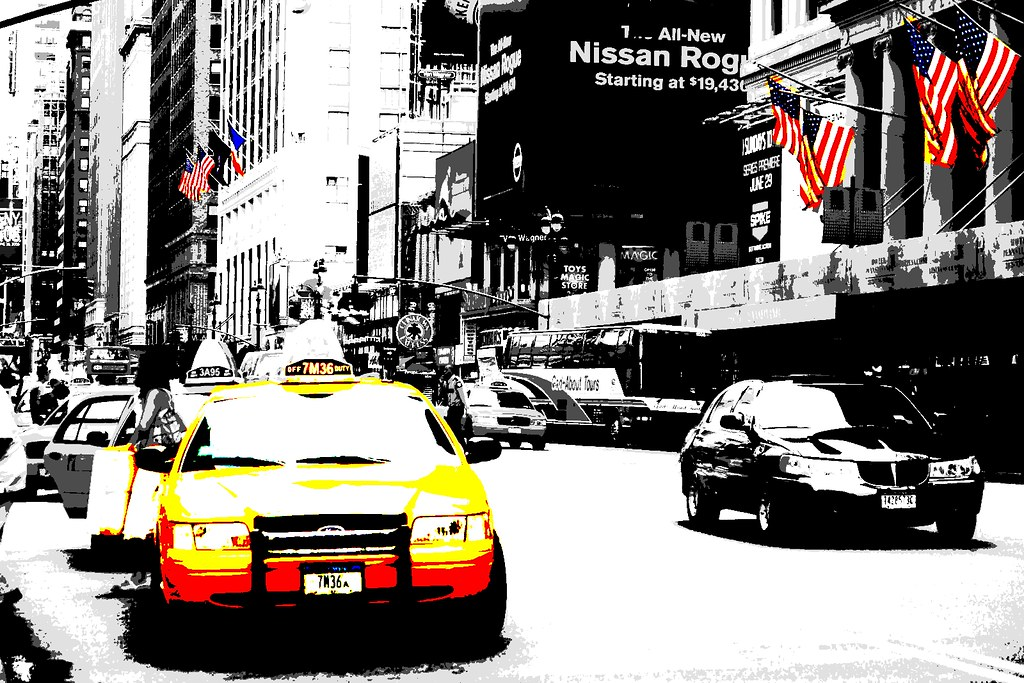 Fond D Ecran New York Noir Et Blanc Weoc Flickr