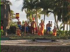 Hawaiian Luau Video