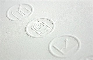 Embossed Business Cards | by Print Lime