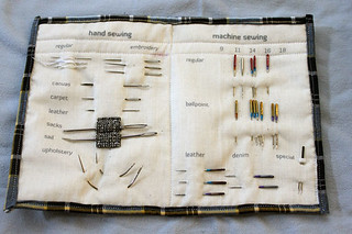 the most informative needle case | by Lorenna Buck