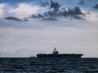 USS George H. W. Bush (CVN-77) | by ErdenizS