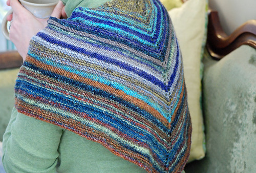 the comfort of shawls   by SouleMama