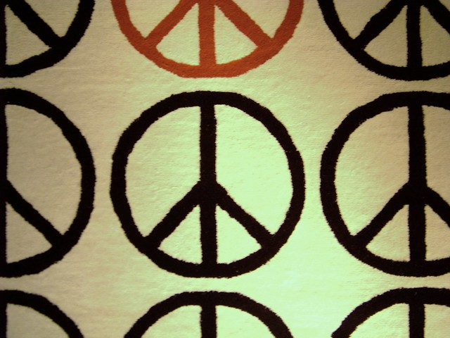 Peace Underfoot