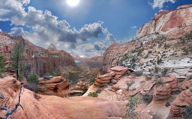Outlook Canyon