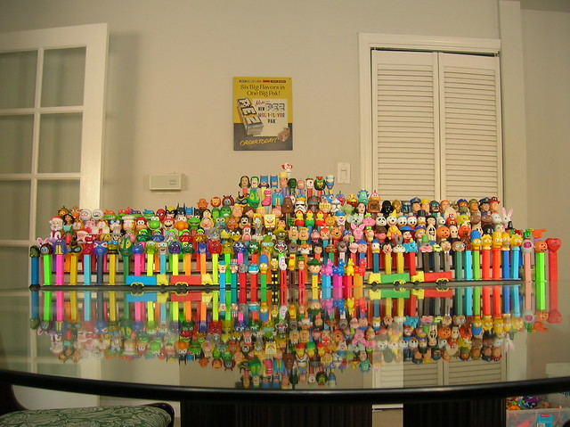 My Pez collection (explored)