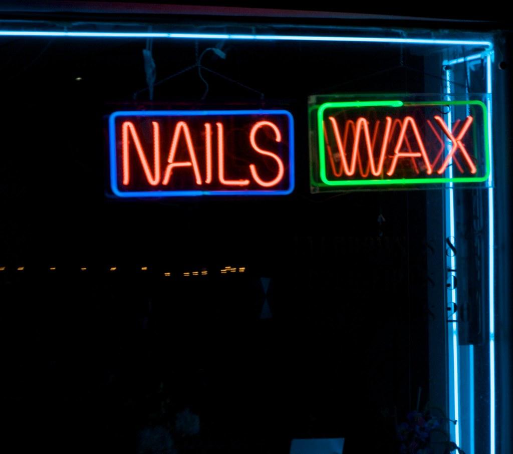 Nails Wax