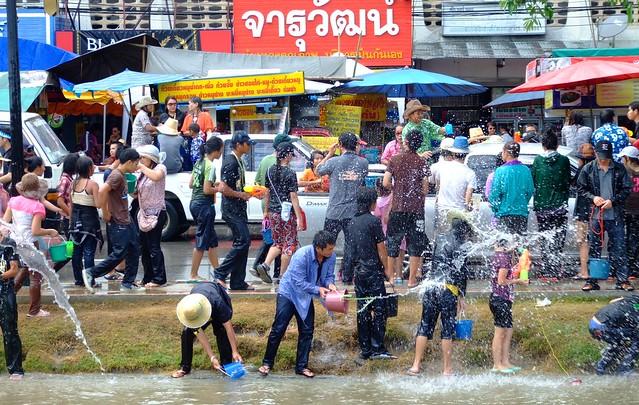 Chiang Mai, 15/04/2009