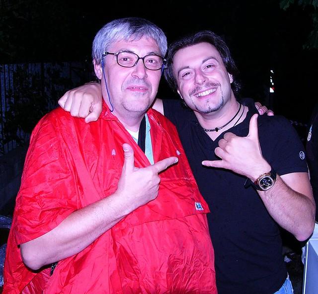 Ube e Paolino DJ