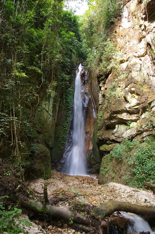 Kakombe Waterfall