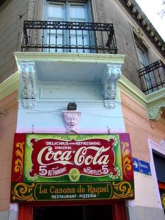 Facade - Buenos Aires - Argentina