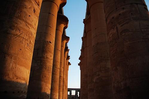 Karnak temple | by Jacob Mee