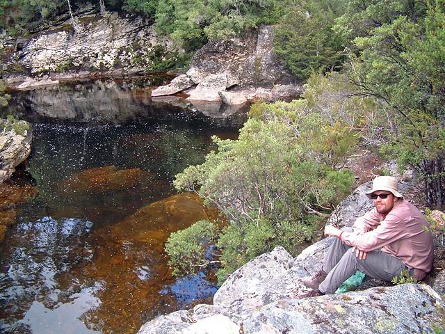 Small world (Cradle Mountain National Park, Tasmania)
