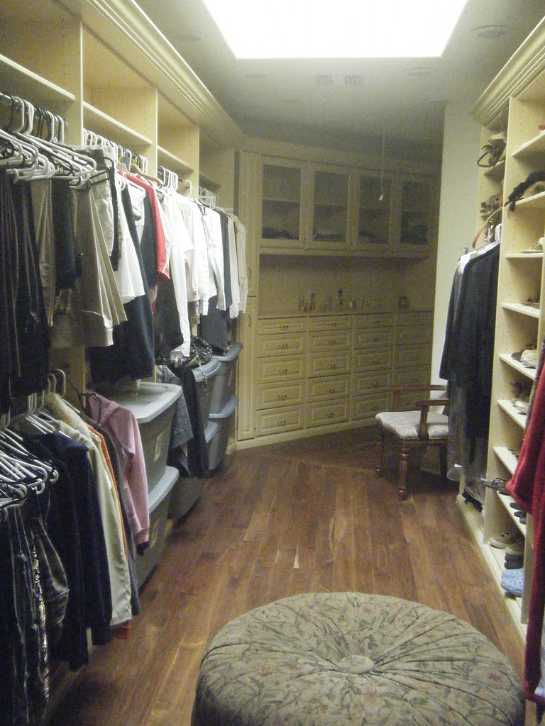 dream closet | walk in closets just have to have skylights ...