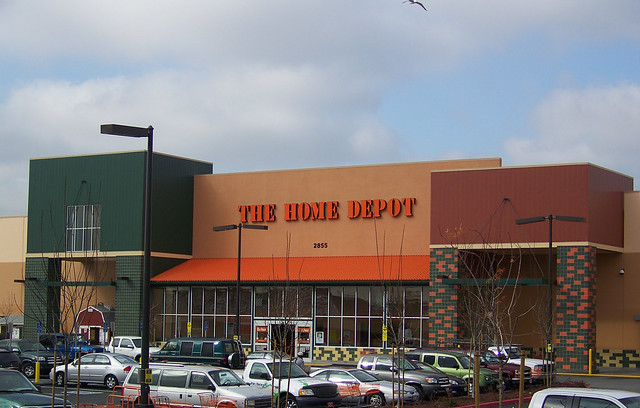 Frazier Home Depot 6672 San Jose Ca