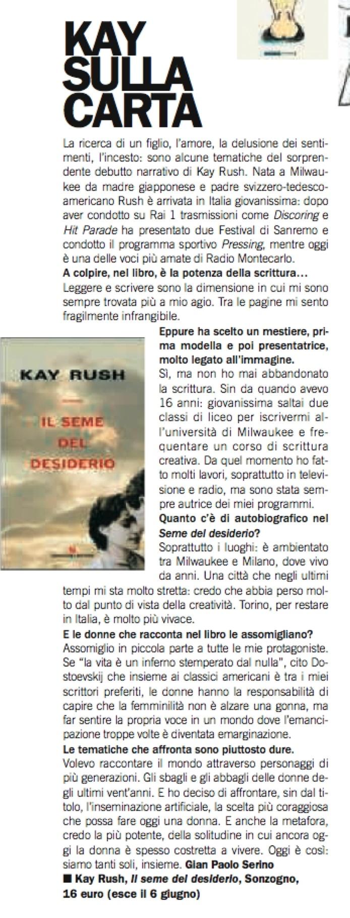 D de La Repubblica