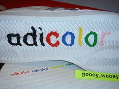 new style ebb88 0e9ca Adidas Superstar II Adicolor W5 | Gooey Wong | Flickr