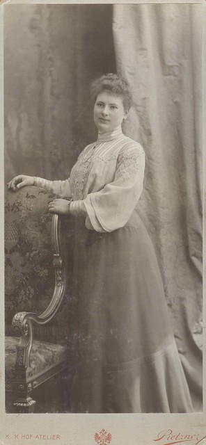 Woman from Vienna, 1903