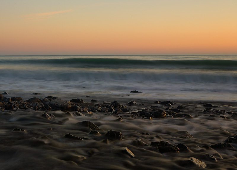 Where the Creek Meets the Sea by AlwaysJanuary (Randy)