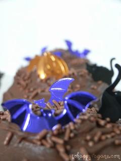 Halloween Chocolate Cupcake | by M_tohappyvegans