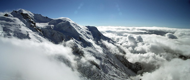 Dreaming about Mont Blanc...
