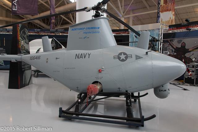 Northrup Grumman MQ-8 Fire Scout-0075
