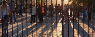Sunset Bridge ~ Paris ~ MjYj   by MjYj ~ IamJ