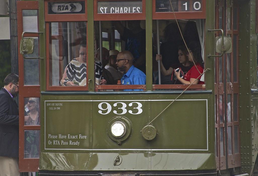 Streetcar Named ST CHARLES