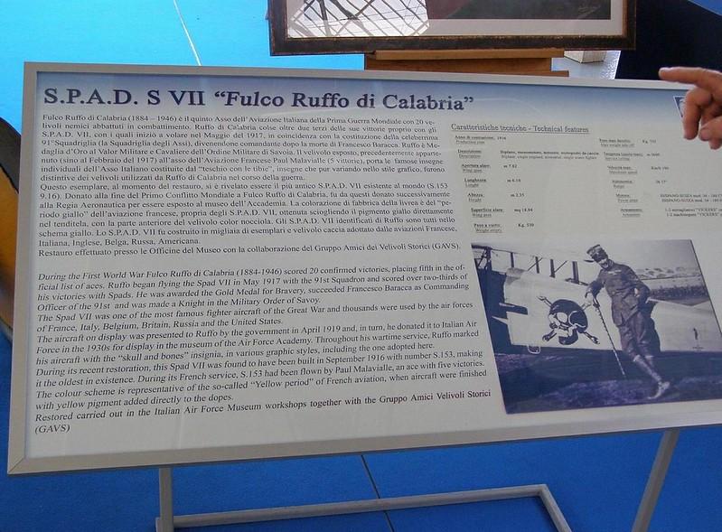 SPAD S.VII Cabruna & Ruffo 1
