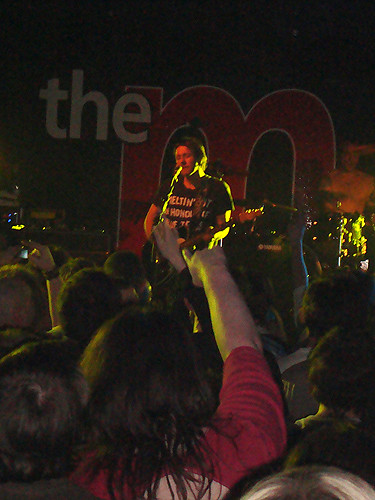 Feeder, Crewe 14 Feb 09