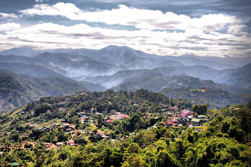 mountains fog forest island asia asien village view philippines mines filipino baguio hdr pinoy philipines pilipinas luzon phillipines pinas benguet minesview phillippines filippinerna mineview filipinsk filipinerna filippinsk