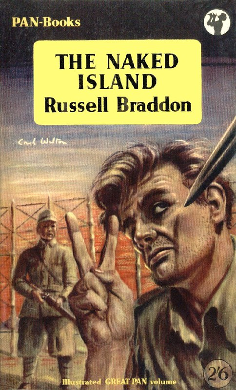 Russell Braddon-Naked Island-Pan GP31-1955 | pitoucat | Flickr