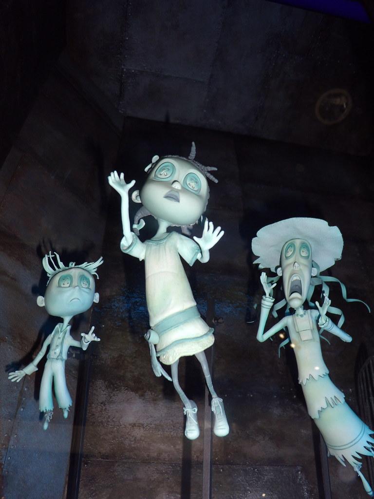 Coraline Movie Stop Motion Models For More Fantastic Stop Flickr