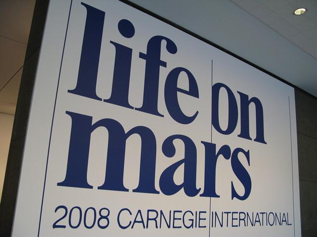 Life On Mars: 55th Carnegie International