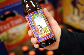 New Belgium Brewery Fat Tire Beer | by goingslowly
