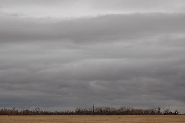 Feb 9, 2009 - Thunderstorm in Feb in Nebraska????