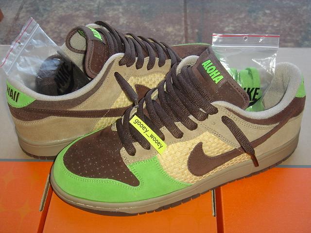 new york aac78 b1ed9 by gooey wooey Nike Dunk  Aloha .   by gooey wooey