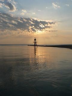bowers beach light 1   by mmahaffie