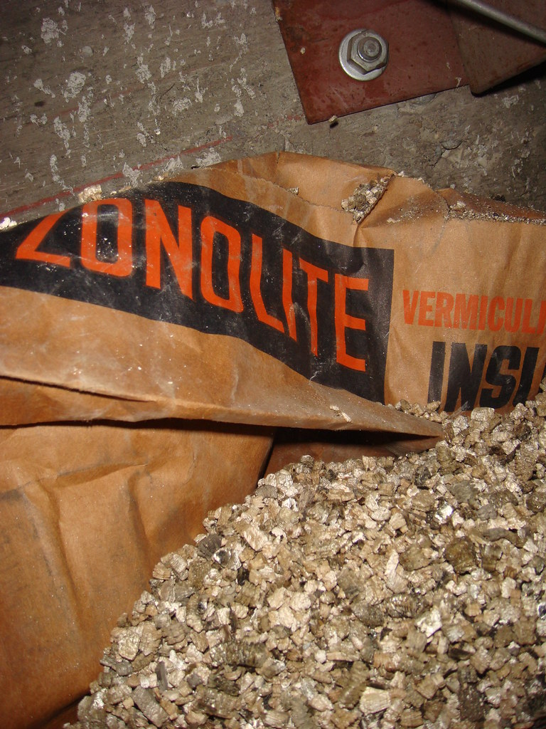 Zonolite Vermiculite Insulation Example Of Expanded