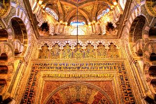 Mezquita Arabesque