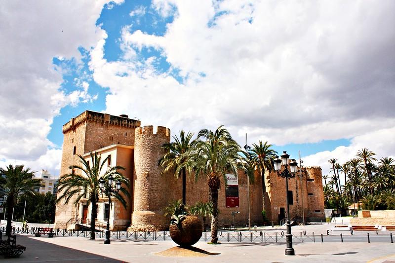 Castillo de Altamira.