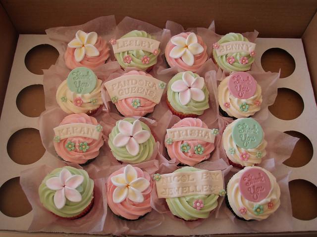 Mossy's Masterpiece - Thankyou cupcakes 4 Nicol bay Jewellery