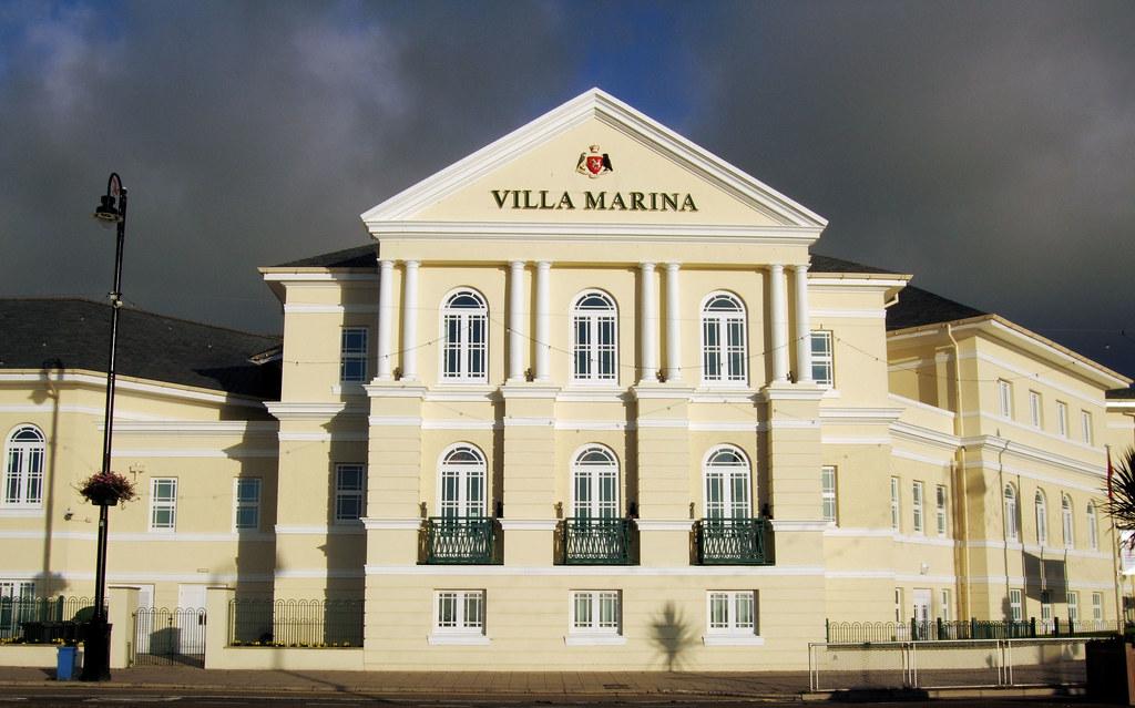 Villa Marina, Douglas, Isle Of Man.