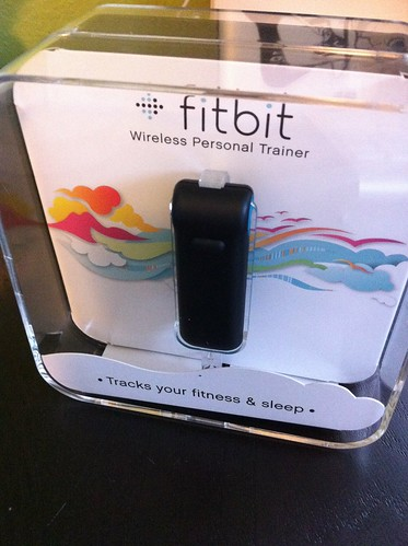 My FitBit Has Arrived | by Cristina Robinson