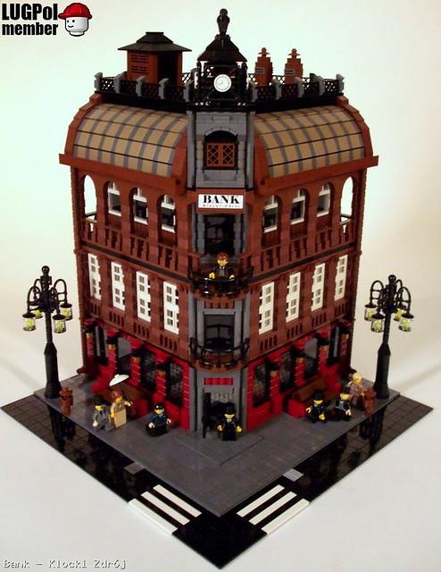 Bank around the Corner