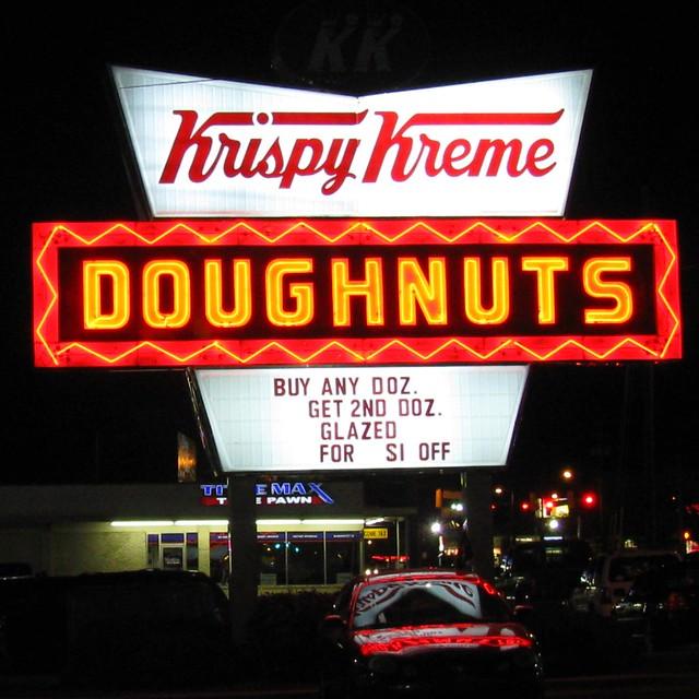 Krispy Kreme - Savannah, Georgia