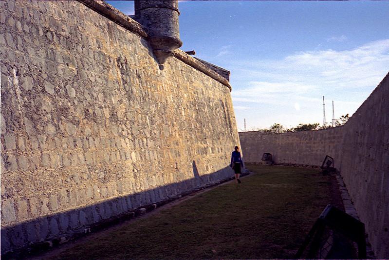 Walking Fortress