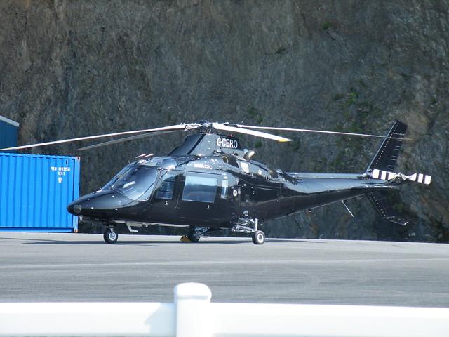 G-CERO - Castle Air Charters Ltd