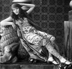 Theda Bara | by ADiamondFellFromTheSky