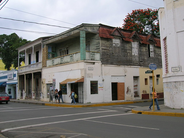 Santiago Architecture
